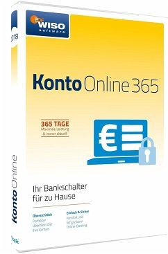 WISO Konto Online 365 (Laufzeit 365 Tage)