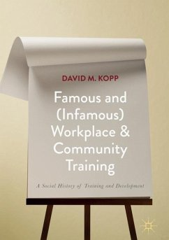 Famous and (Infamous) Workplace and Community T...