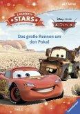 Das große Rennen um den Pokal / Leselernstars Disney Cars Bd.1 (Mängelexemplar)