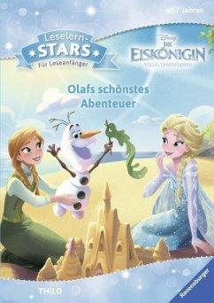 Leselernstars Disney Die Eiskönigin: Olafs schönstes Abenteuer (Mängelexemplar) - Thilo