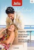 Diagonose: filmreif & Zweite Chance für Dr. West? & Der Chirurg, der mich verführte / Julia Ärzte zum Verlieben Bd.100 (eBook, ePUB)
