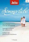 Julia Sommerliebe Band 28 (eBook, ePUB)