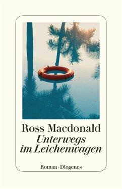 Unterwegs im Leichenwagen - Macdonald, Ross