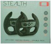 Stealth Joy-Con Racing Wheel Lenkrad - Doppelpack