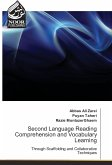 Second Language Reading Comprehension and Vocabulary Learning