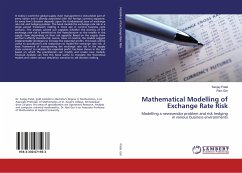 Mathematical Modelling of Exchange Rate Risk