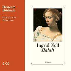 Halali, 6 Audio-CDs - Noll, Ingrid