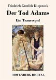 Der Tod Adams (eBook, ePUB)