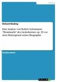 Eine Analyse von Robert Schumanns