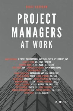 Project Managers at Work - Harpham, Bruce