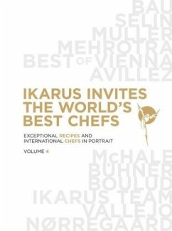 Ikarus invites the world´s best chefs