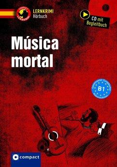 Música mortal, Audio-CD - Fernández, María García