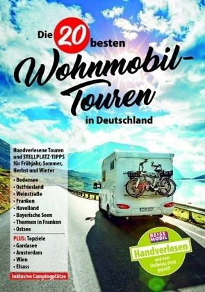 die 20 besten wohnmobil touren in deutschland portofrei. Black Bedroom Furniture Sets. Home Design Ideas