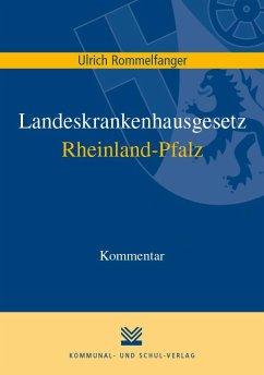 Landeskrankenhausgesetz Rheinland-Pfalz