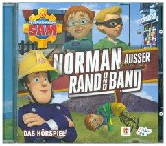 Feuerwehrmann Sam - Norman außer Rand und Band, 1 Audio-CD