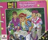 Freundinnen in Gefahr / Die drei Ausrufezeichen Bd.50 (Audio-CD)