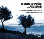 Le Berger Poète-Suiten & Sonaten Für Flöte