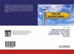 Measurement and evaluation of online advertising - The Irish market