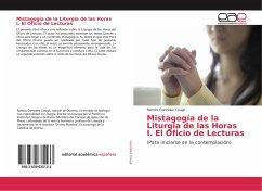 Mistagogía de la Liturgia de las Horas I. El Oficio de Lecturas