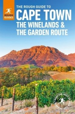 The Rough Guide to Cape Town, The Winelands and...