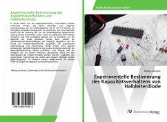 Experimentelle Bestimmung des Kapazitätsverhaltens von Halbleiterdiode