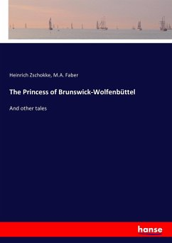 The Princess of Brunswick-Wolfenbüttel
