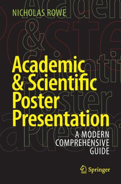 Academic & Scientific Poster Presentation - Rowe, Nicholas