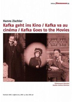 Kafka geht ins Kino (4 Discs)