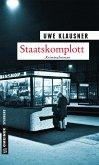 Staatskomplott / Tom Sydow Bd.10 (eBook, ePUB)