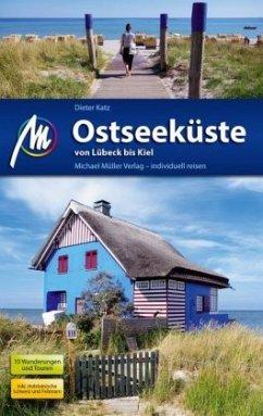 Ostseeküste von Lübeck bis Kiel Reiseführer (Mä...