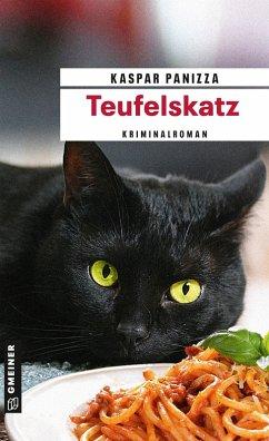 Teufelskatz / Frau Merkel Bd.2 (eBook, PDF) - Panizza, Kaspar