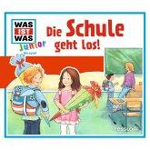WAS IST WAS Junior Hörspiel: Die Schule geht los! (MP3-Download)
