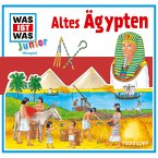 WAS IST WAS Junior Hörspiel: Altes Ägypten (MP3-Download)