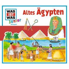 WAS IST WAS Junior Hörspiel: Altes Ägypten (MP3-Download)