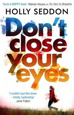 Don´t Close Your Eyes (eBook, ePUB)