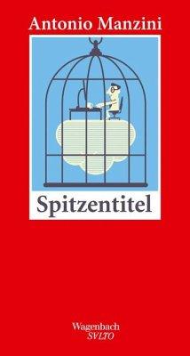 Spitzentitel - Manzini, Antonio