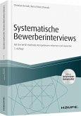 Systematische Bewerberinterviews - inkl. Arbeitshilfen online