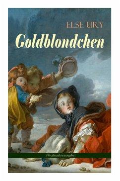 9788026859109 - Ury, Else: Goldblondchen (Weihnachtsausgabe) - Kniha