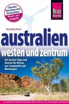 Reise Know-How Australien - Westen und Zentrum ...