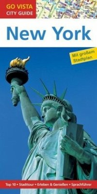 Go Vista City Guide Reiseführer New York, m. 1 ...