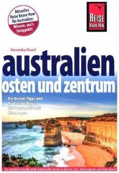 Reise Know-How Australien, Osten und Zentrum (M...