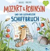 Mozart & Robinson und der gefährliche Schiffbruch / Mozart & Robinson Bd.2