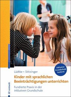 Kinder mit sprachlichen Beeinträchtigungen unte...