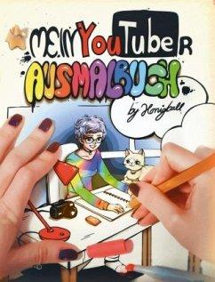 Mein YouTuber Ausmalbuch