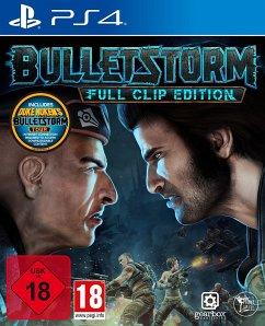 Bulletstorm - Full Clip Edition (PlayStation 4)