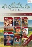 Monte Calanetti - Stadt der Liebe - 8-teilige Serie (eBook, ePUB)