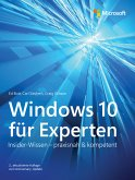 Windows 10 für Experten (eBook, ePUB)