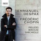 Preludes/Berceuse/Barcarolle