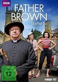 Father Brown - Staffel 5 (4 Discs)