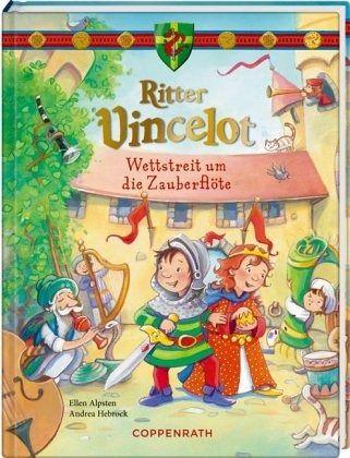 Buch-Reihe Ritter Vincelot